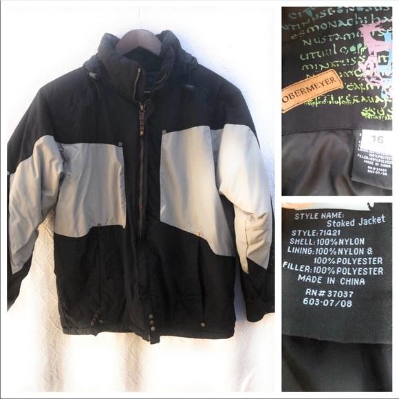 Obermeyer Other - Obermeyer Stoked Ski Jacket
